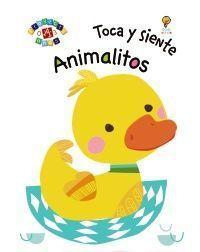 TOCA Y SIENTE ANIMALITOS