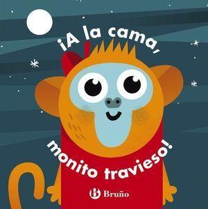 CARITAS: A LA CAMA, MONITO TRAVIESO!