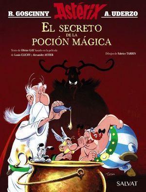 ASTERIX EL SECRETO DE LA POCIÓN MÁGICA. EL ÁLBUM DE LA PELÍCULA