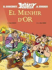 ASTÈRIX: EL MENHIR D'OR
