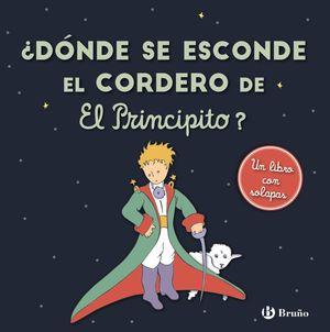 ¿DÓNDE SE ESCONDE EL CORDERO DE EL PRINCIPITO?