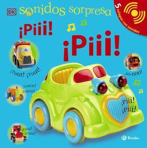 SONIDOS SORPRESA - ¡PIII! ¡PIII!