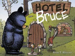 BRUCE 2: HOTEL BRUCE