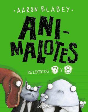 ANIMALOTES 7/8: DESMADRE PREHISTÓRICO / SUPERMALOTES