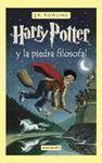 HARRY POTTER 1: Y LA PIEDRA FILOSOFAL 1 TAPA DURA