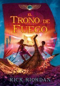 KANE 2: EL TRONO DE FUEGO