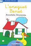 PRIMERES PÀGINES 3: L'ANEGUET BENET (LLETRA LLIGADA)
