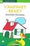 PRIMERES PÀGINES 3: L'ANEGUET BENET (LLETRA DE PAL)