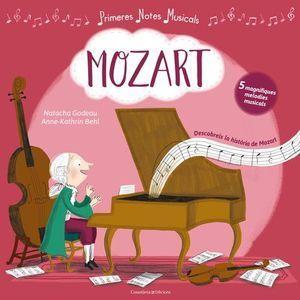 PRIMERES NOTES MUSICALS: MOZART