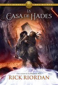 LOS HEROES DEL OLIMPO 4: LA CASA DE HADES