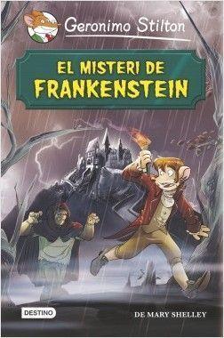 GERONIMO STILTON CLÀSSICS: EL MISTERI DE FRANKENSTEIN
