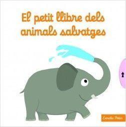 EL PETIT LLIBRE DELS: ANIMALS SALVATGES