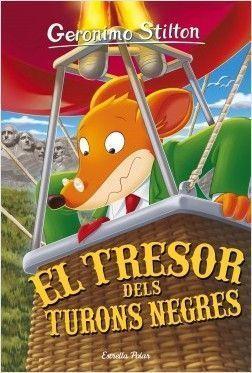 GERONIMO STILTON 56: EL TRESOR DELS TURONS NEGRES