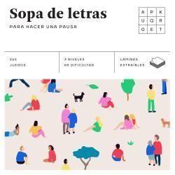 SOPA DE LETRAS PARA HACER UNA PAUSA