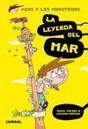 AGUS Y LOS MONSTRUOS 5: LA LEYENDA DEL MAR