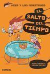 AGUS Y LOS MONSTRUOS 8: EL SALTO DEL TIEMPO