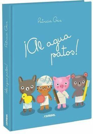 LOS DUDÚS: ¡AL AGUA, PATOS!