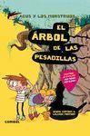 AGUS Y LOS MONSTRUOS 11: EL ÁRBOL DE LAS PESADILLAS