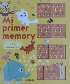 MI PRIMER MEMORY: LOS ANIMALES