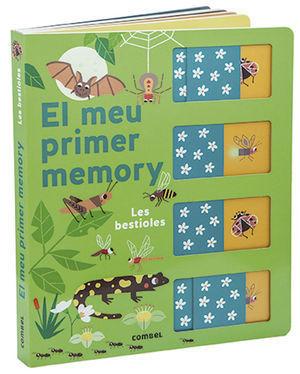 EL MEU PRIMER MEMORY: LES BESTIOLES