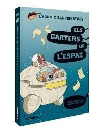 AGUS I ELS MONSTRES 15: ELS CARTERS DE L'ESPAI