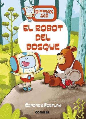 BITMAX & CO CAST 1: EL ROBOT DEL BOSQUE