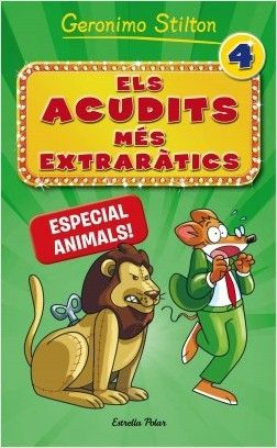 ELS ACUDITS MÉS EXTRARRATICS 4: ESPECIAL ANIMALS