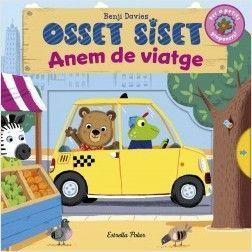 OSSET SISET: ANEM DE VIATGE