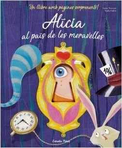 ALÍCIA AL PAÍS DE LES MERAVELLES - TROQUELAT