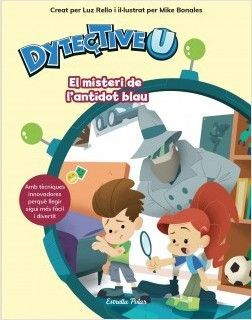 DYTECTIVE U 1: EL MISTERI DEL ANTÍDOT BLAU