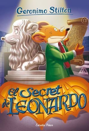 GERONIMO STILTON PETIT 75: EL SECRET DE LEONARDO