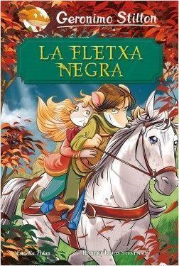 GERONIMO STILTON CLÀSSICS: LA FETXA NEGRA