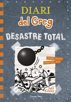 DIARI DEL GREG 14: DESASTRE TOTAL