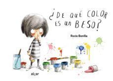 ¿DE QUɐ COLOR ES UN BESO?