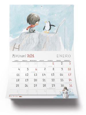CALENDARIO MINIMONI 2021