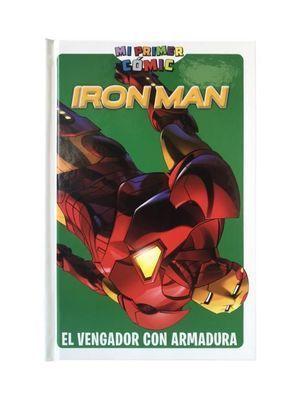 MI PRIMER COMIC: IRON MAN