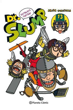 DR. SLUMP: 13