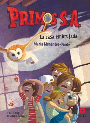 PIMOS S.A 1: LA CASA EMBRUJADA