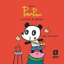 PANDA PAN PAN: Y EL TARRO DE GALLETAS