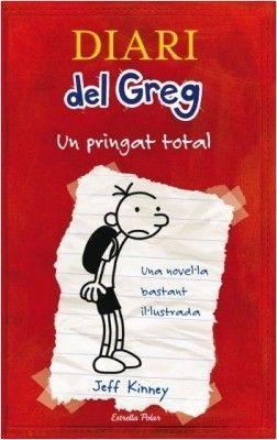 DIARI DEL GREG 1: UN PRINGAT TOTAL