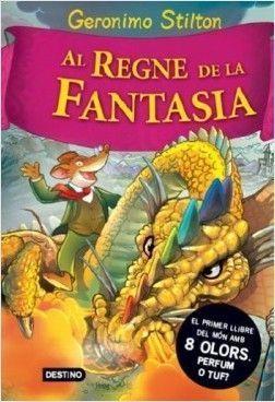 VIATGE GERONIMO STILTON 1: AL REGNE DE LA FANTASIA