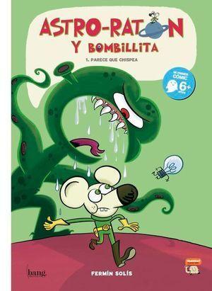 ASTRORATÓN Y BOMBILLITA 1
