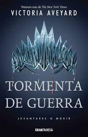 LA REINA ROJA 5: TORMENTA DE GUERRA
