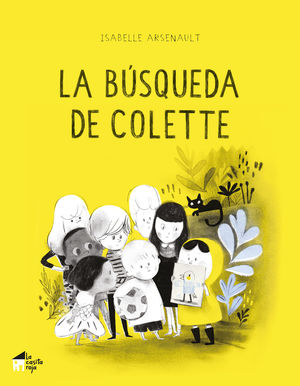 LA BÚSQUEDA DE COLETTE