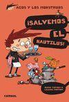 AGUS Y LOS MONSTRUOS 2: ¡SALVEMOS EL NAUTILUS!