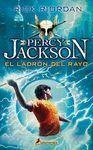 PERCY JACKSON 1: EL LADRON DEL RAYO