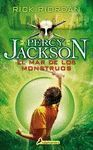 PERCY JACKSON 2: EL MAR DE LOS MONSTRUOS