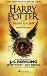 HARRY POTTER 8: Y EL LEGADO MALDITO