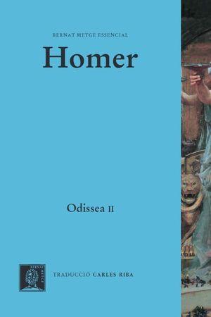 ODISSEA II - CANTS XIII-XXIV