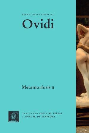 METAMORFOSIS II - LLIBRES VIII-XV